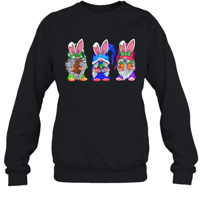 Easter Gnomes Egg Hunting Gift For Men Womens Kids Shirt