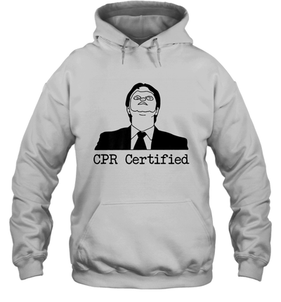 Dwight Cpr Certified Dwight Dummy Gift Shirt