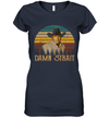 Retro George Tees Strait Love Music Funny Damn Strait Gift Shirt