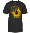 Jack Skellington Sunflower You Are My Sunshine Funny Shirt