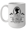 Jane Austen Society Of Obstinate Headstrong Girls Seriously Displeasing People Mug