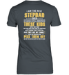 I Am The Best Stepdad Ever Cause I Still Wanted These Kids After I Met Them Piss Them Off Shirt
