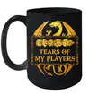 Dungeons And Dragons Tears Of My Players Mug