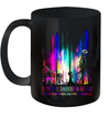 Nightmare Into The Darkness We Go To Lost Our Minds And Fine Our Souls Mug