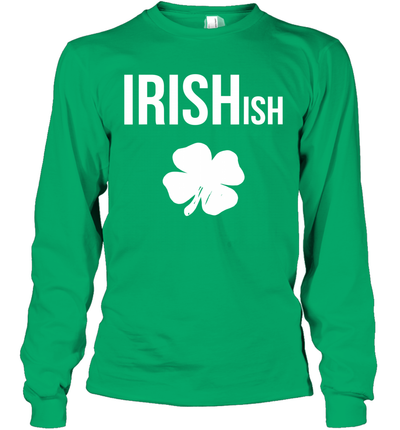 Irish-ish Funny St Patricks Day Gifts Shirt