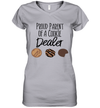 Proud Parent Of A Cookie Dealer Lover Gift Shirt