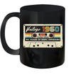 Vintage 1960 Made In 1960 60th Birthday 60 Years Old Gift Mug Funny Birthday Gifts