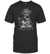 Happy Father's Day To The Best Dog Dad Shirt Funny Father's Day Gifts