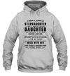 I Don't Have Stepdaughter I Have A Freaking Awesome Daughter Shirt Funny Father's Day Gift