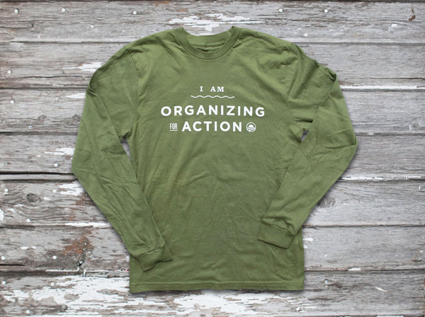 Organizer long-sleeve