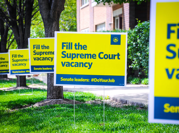 #DoYourJob Yard Sign Pack