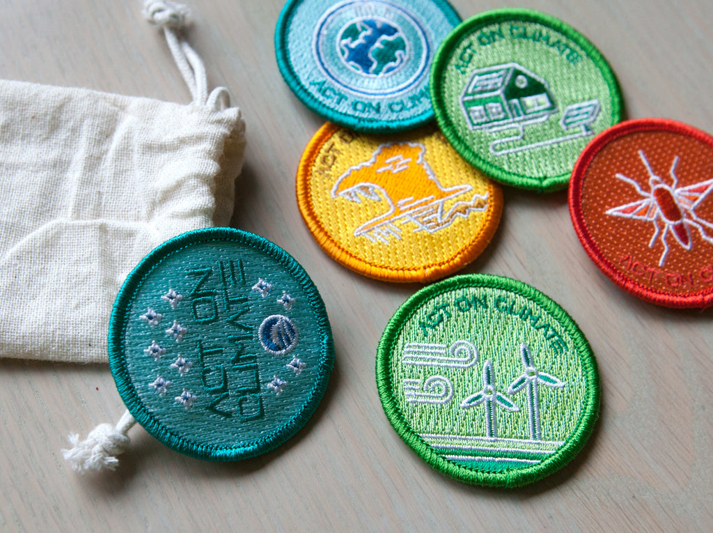 Science Says Sew Patches