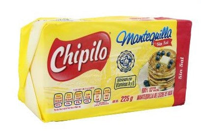 Mantequilla Chipilo 225g