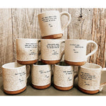 Load image into Gallery viewer, Dolly Parton Quote Mug