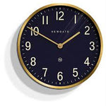 Load image into Gallery viewer, Newgate Mr Edwards Clock - Brass