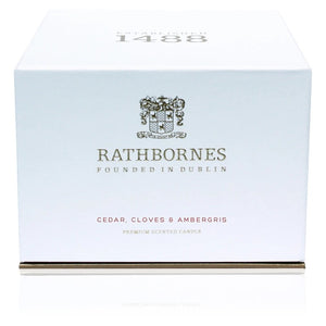 Rathbornes Cedar, Cloves and Ambergris
