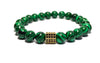 Beaded Malachite