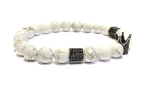 King Howlite The White