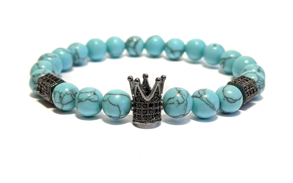 King Howlite The Blue