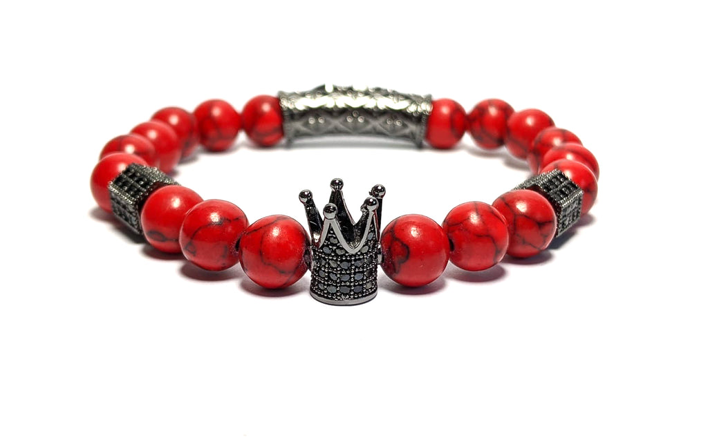 King Howlite The Red