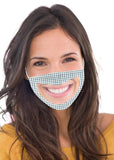 Transparent Masks