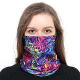One-Piece Face Covering Bandanas