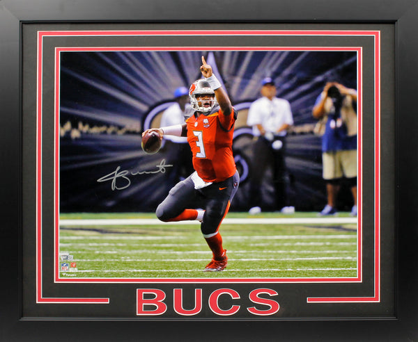 Traditional Sports Photo Framing Service