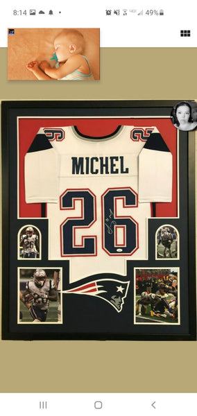 Hype Man Henry Custom Sony Michel Frame (w/Patch)