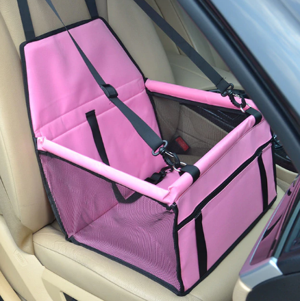 Travel Dog Folding Car Seat For Transport