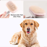 High Quality Pet Grooming Brush with Automatic Hair Release