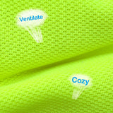 Reflective Dog High Visibility Safety Vest