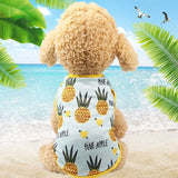 Summer Dog Dress for Small Medium Pet