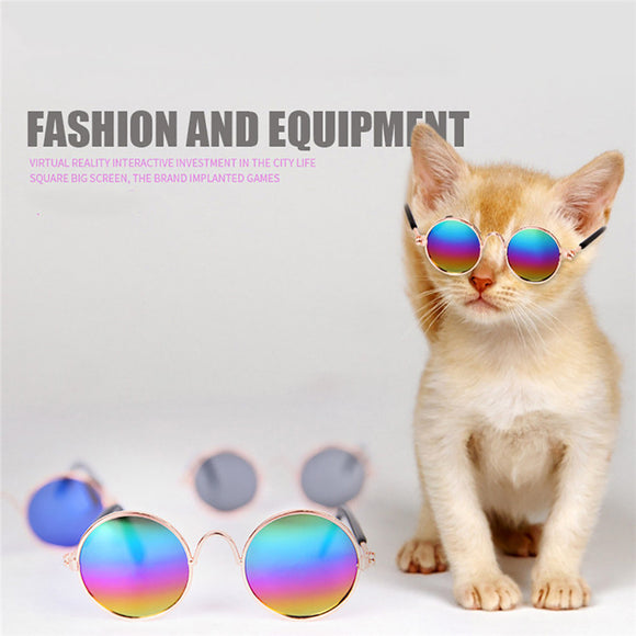 UV Cat Sunglasses Eye Protection Wear