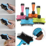 Pet Hair Brush Deshedding Grooming Tool