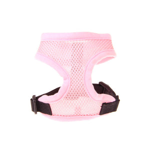 1PC Adjustable Soft Breathable Dog Harness Nylon Mesh Chest Strap