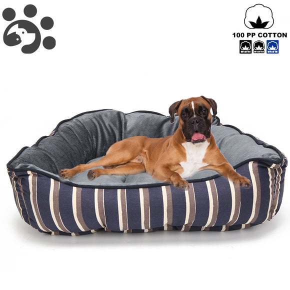 Soft Calming Dog Bed Washable