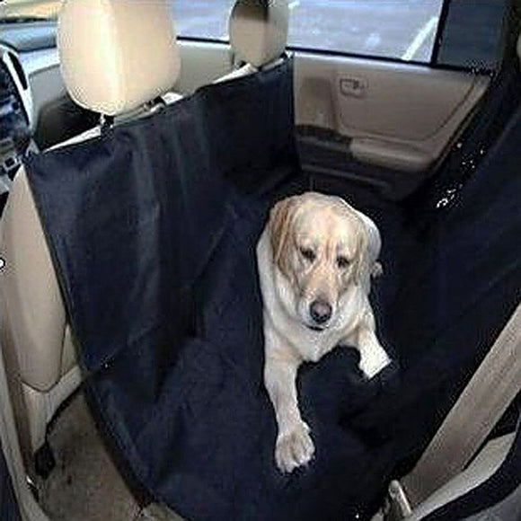 Waterproof Dog Car Seat Covers  Rear Bench