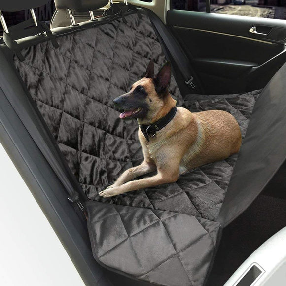 Dog Car Rear Bench Back Seat Cover Mat waterproof Hammock style