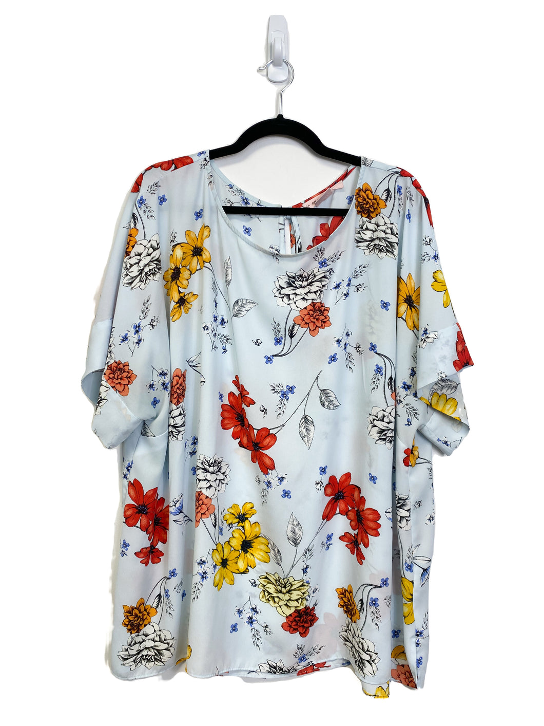 In Every Story Blouse (3X)