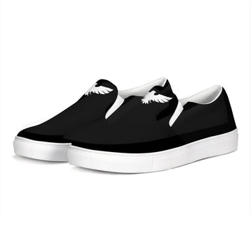 Canvas Slip-On Casual Shoes
