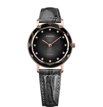 Aura Swiss Ladies Watch J5.647.M
