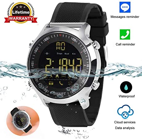 Smart Watch Waterproof - Global Planet