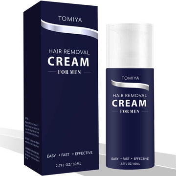 Men's Hair Removal Cream