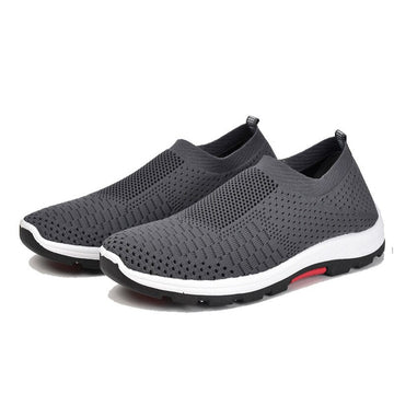 Men's   Woven Sports Sneakers Male  Color