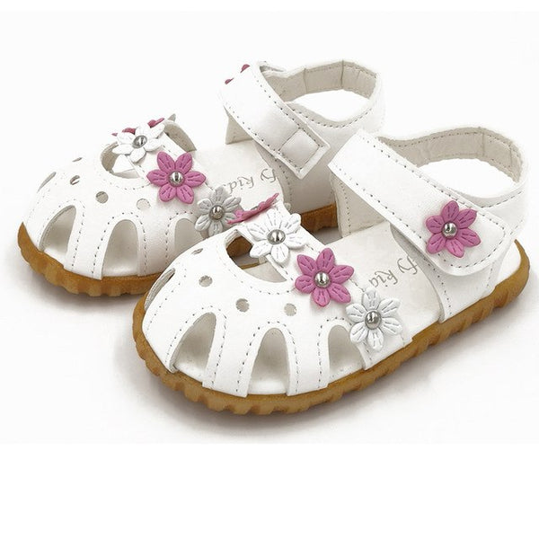 New fashion foot sandal  baby striped soft - Global Planet