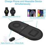 NOIHK Wireless Charger Pad Compatible with Samsung