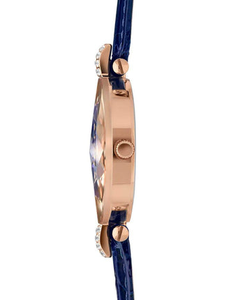 Facet Strass Swiss Ladies Watch J5.627.M