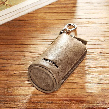 Leather Keychain Wallet