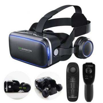 Virtual Reality Smartphone 3D Glasses