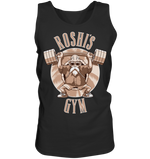 Men's Comedy Tank-Top - Global Planet